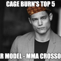Top 5: Super Model - MMA Crossovers
